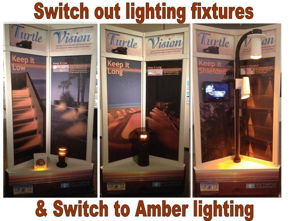 STC lighting April 18
