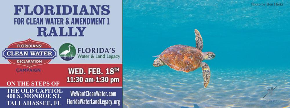 Clean Water Rally Website Banner2