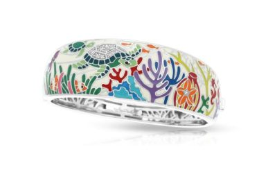 SeaTurtleIvoryBangle_BelleEtoile